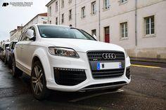 Audi Q7 V12 | by Alexandre Prévot Audi Q7, Supercars, Vehicles, Car, Exotic Sports Cars, Vehicle, Tools