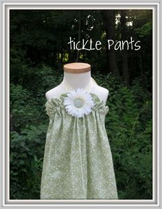 Affordable flower girl dress $23