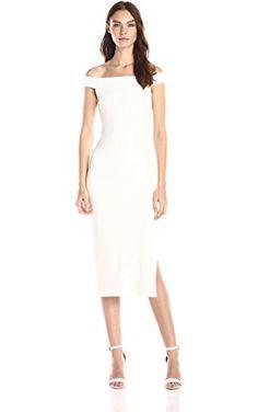 Rachel Pally Women's Luxe Rib Wen Dress, Ivory, Medium ❤ Rachel Pally Women's Collection