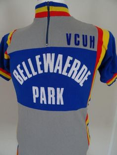 Vintage 70s Fangio Cycles Acrylic Wool Cycling Jersey Size S M 151 P   eBay