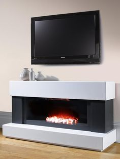 Buy a used Adam Fire Surrounds Verona White/Grey Electric Fireplace Suite. ✅Compare prices by UK Leading retailers that sells ⭐Used Adam Fire Surrounds Verona White/Grey Electric Fireplace Suite for cheap prices. Contemporary Electric Fireplace, Electric Fireplace Suites, Electric Fireplace Tv Stand, Modern Fireplace, Electric Fireplaces, Tv Stand With Fireplace, Linear Fireplace, Fireplace Wall, Fireplace Ideas