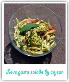 salade de pâtes de Cojean