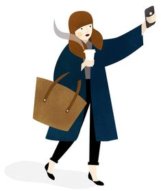 Selfie Chic - How to take the perfect selfie.