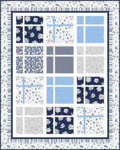 Free Quilt Patterns, Free Easy Quilt Patterns Perfect for Beginners Boys Quilt Patterns, Beginner Quilt Patterns, Quilting For Beginners, Owl Patterns, Square Patterns, Quilting Patterns, Hand Quilting, Quilt Baby, Layer Cake Quilts