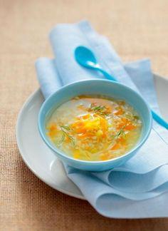 Zupka  jarzynowa z kaszą