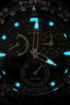 Citizen Eco-Drive Skyhawk