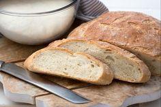 Baking Flour, Baking Pans, Bread Baking, Saffron Recipes, Brewers Yeast, Pizza, Easy Bread, Zucchini Bread, Vegan