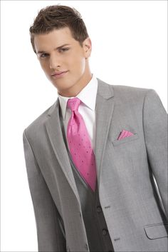 Should Men Wear Pink? Turn ON or Turn OFF? | The suits, Pink suit ...