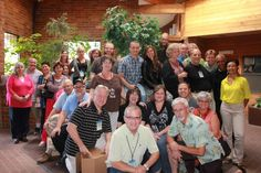"""Class of 2014 This class of """"World Changers"""" became friends for life as they learned to facilitate the """"Ministry of the Father"""" to heal a generation and restore the mountain of the family."""