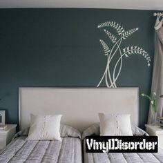 Vines Wall Decal - Vinyl Decal - Car Decal - BA002