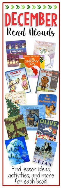 Easy Teaching Tools: Books Teachers Love: It's Christmas David