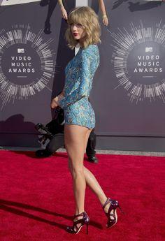 Taylor Swift - 2014 MTV VMAs - Red Carpet