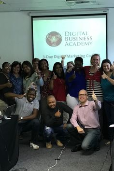 Learn Via Virtual Classroom. Digital Media Marketing, Training Academy, Marketing Training, Marketing Professional, Training Courses, Case Study, Improve Yourself, Classroom, Student