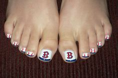 boston red sox toes
