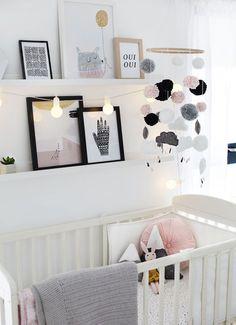 Relooking et décoration 2017 / 2018   Tour de la pépinière | décor à la maison pour la chambre de votre bébé