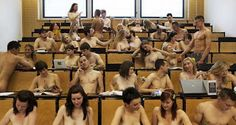 We discuss academic naturism including a university course on naturism, a dissertation on using naturist concepts of body image to treat sexual abuse victims and a journal article on how media images of thin women affect self-esteem. Plus Felicity, erections, marketing and more...