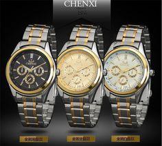 $14.99 (Buy here: https://alitems.com/g/1e8d114494ebda23ff8b16525dc3e8/?i=5&ulp=https%3A%2F%2Fwww.aliexpress.com%2Fitem%2F2016-newest-hot-sales-chenxi-Brand-high-grade-quartz-watch-han-edition-retro-set-diamond-watch%2F32682556620.html ) 2016 newest hot sales chenxi Brand high-grade quartz watch han edition retro set diamond watch men waterproof men's watch 018A for just $14.99
