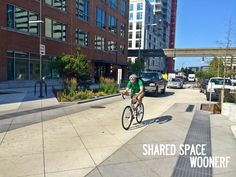 PHOTOS: Philadelphia, THIS is What Progressive Street Design Looks Like in Seattle   This Old City