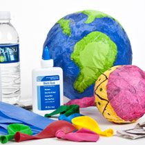 Teacher Idea: Paper-Mache Crafts at Deals