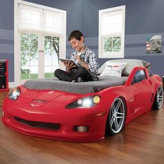 Hans Race Car Bed Design With Us Furniture Home Accents By