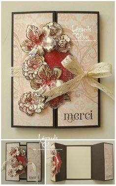Beautiful Stampin' Up! Everything Eleanor card