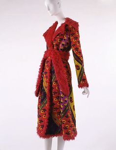 Coat, Giorgio di Sant'Angelo, 1971, The Metropolitan Museum of Art