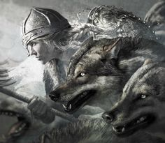 Valhöll Viking Party Sexta by VLord & Jőrmundgander Entrada 2 Noir Aberto das 23 às 4 Norse Goddess, Norse Pagan, Norse Mythology, Viking Art, Viking Warrior, Thor, Viking Pictures, Wolf, Nordic Tattoo