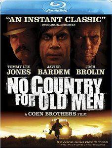 Javier Bardem was creepy as hell.  Great movie.