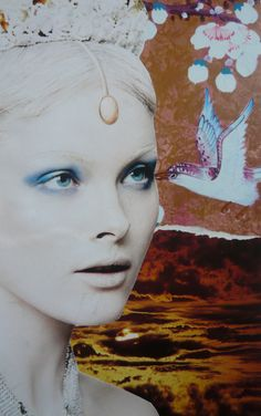 I am the one who is the Goddess Rhiannon, I am forgiving all the suffering that is caused to me. I am the one who is in contact with the birds and understand their language  http://www.lucyschaaphok.nl/