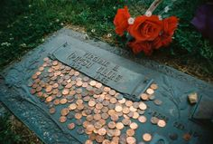 Virginia is crazy ... for Patsy Cline. The music legend was born and raised in Virginia (you can tour her home in Winchester!). People leave pennies and nickels on her grave, as a form of wishing, or hoping, or remembering.