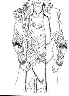 loki avengers costume - Google Search
