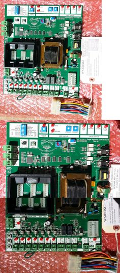 Other Garage Door Equipment 180973: New Eagle Diamond Control Board E555 Gate Operator Circuit Replacement Board -> BUY IT NOW ONLY: $345 on eBay!
