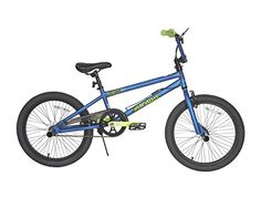 Tony Hawk 20 in. Subculture Bike - He'll love riding this Tony Hawk 20 in. Perfect for kids up to 10 years, this steel BMX bike has a deluxe blue painted finish. 20 Inch Bike, Bmx Frames, 20 Inch Wheels, Tony Hawk, Kids Bike, Sports Toys, Bmx Bikes, Cycling Equipment, Aluminum Wheels