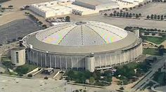 Astrodome, JFK terminal listed among nation's most endangered historic places