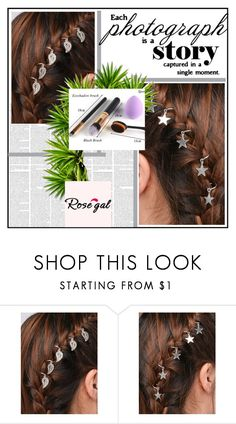 """""""Rosegal 6"""" by mell-2405 ❤ liked on Polyvore"""