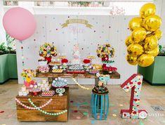 Birthday Decorations, Table Decorations, Circus Party, Alice, Birthday Cake, How To Make, Kids, Gabriel, Parties