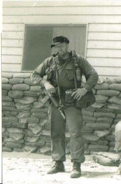 MACV SOG operator ~ Vietnam War