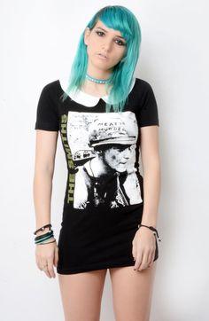 The Smiths Collar Dress