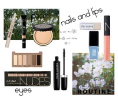 """""""Spring Beauty Routine"""" by peacefreak27 ❤ liked on Polyvore featuring beauty, Marc Jacobs, Urban Decay, NARS Cosmetics, JINsoon, Maybelline, MAKE UP FOR EVER and Too Faced Cosmetics"""