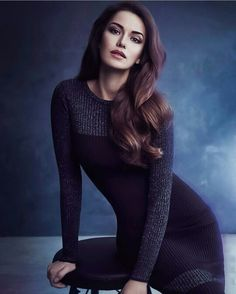 Fahriye Evcen Turkish Actress