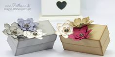 Softened Floral Box Tutorial