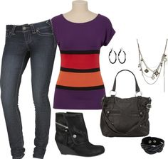 """PLUS SIZE OUTFIT   """"Untitled #167"""" by bkassinger on Polyvore"""