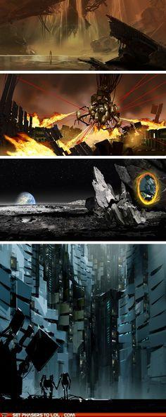 Art of Portal 2