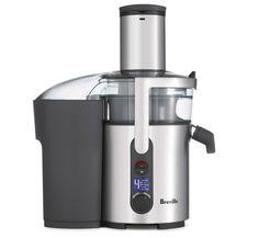Juice Fountain Multi-Speed BJE510XL Juicer   Breville
