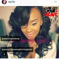 repost via @instarepost20 from @queenvirginremy @aguilly #Atlanta  to #alabama  @queenvirginremybirmingham @queenvirginremy #comegetyourweavegirl#instarepost20