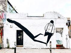 🖤🖤 #shoreditch #walks #londondays #streetart #graffiti #shadows