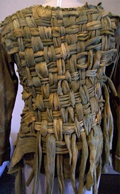 Madman/wildling cuirass, not armor but neat