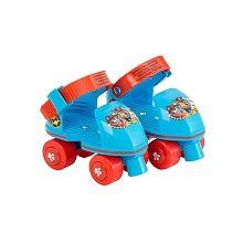 Protege la ciudad de los malvados con estos patines de Patrulla Canina.