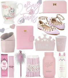 Love, Catherine | Pretty Pink eBay Finds
