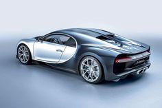 Mit dem Chiron läutet Bugatti das nächste Level ein: 1500 PS, 420 km/h Topspeed. AUTO BILD hat im Nachfolger des Veyron Platz genommen.